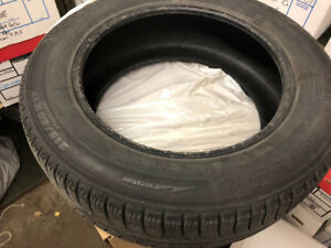 4 Michelin  winter tires 50% used 215 /60R17