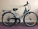 Giant expression hybrid bike in good working condition