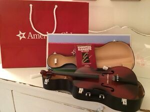 American Girl new Cello
