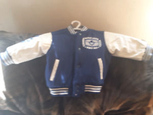 Reversalable Toronto Maple Leafs Jacket