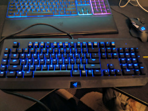 Razer Blackwidow Ultimate Classic