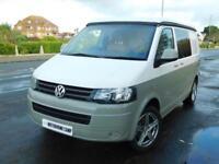 a560463f3a Volkswagen Transporter T5 Pop Top 4 Berth Pop Top Campervan Motorhomes for  sale
