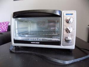 Toaster oven Black & Decker