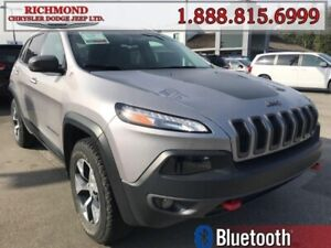 2018 Jeep Cherokee Trailhawk  *Panoramic roof*