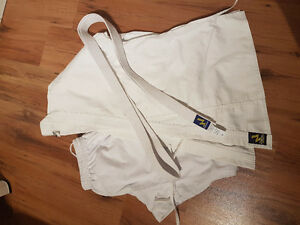 Karate Gi suit (white)- new in condition