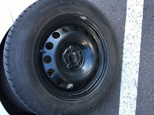 MISSISSAUGA, ON Chevy Cruze 2014 winter tires and rims