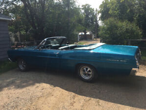IT'S A BEAUTY--- 1967 GALAXIE CONVERTIBLE