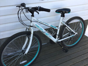 "Women's 21 speed mountain bike, (26"" tires)"