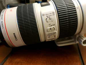 Canon 70-200L 2.8 IS
