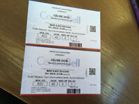 Tickets Céline Dion
