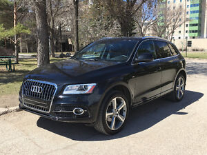 2013 Audi Q5 S-Line 2.0T SUV, Crossover