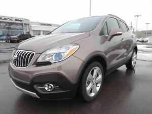 2015 Buick Encore AWD, TOIT, CUIR, MAGS, BOSE, XM, CAMERA