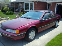 1989 Ford Thunderbird  immaculate conditionCoupe (2 door)