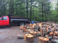 Firewood Delivered Parry Sound & Area