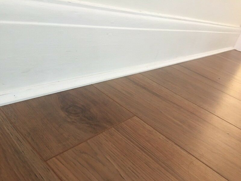 Quadrant White Laminate Flooring Strip Edging In Exeter Devon Gumtree