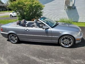 """FOR SALE 2004 BMW 330 CI CONVERTIBLE """"MINT"""""""
