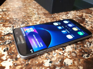FACTORY UNLOCKED GALAXY S7 IN PERFECT CONDITION