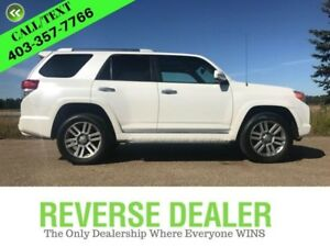 2010 Toyota 4Runner   Leather, Brand New Tires, Viper Starter!