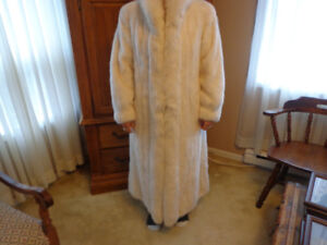 beautiful mink coat
