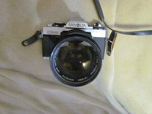 Minolta 35mm Camera Stratford Kitchener Area image 2