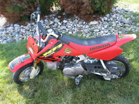 Honda XR 50 Dirtbike