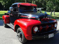 1951 Ford F6 1 ton dually