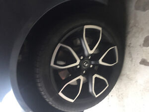 Brand new 19 inch mags with spacers