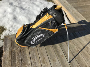 Callaway Golf bad for carry with stand