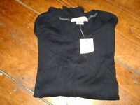 MEN'S COTTON SWEATER-NEW WITH TAGS!