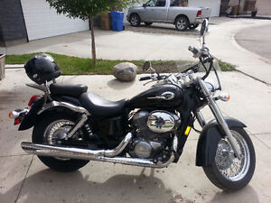 2000 Honda Shadow - low kms, excellent condition