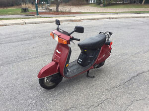 Honda Aero 1984 80cc - Excellent condition