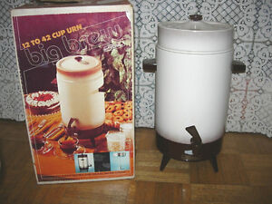 12-42 cup Electric Coffee Maker Urn Pot Percolator Party Size