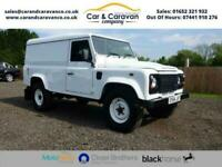 2014 Land Rover Defender 2.2 TD HARD TOP 122 BHP SUV Diesel Manual