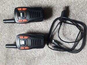 Like New Pair of Cobra ACXT145 Radios