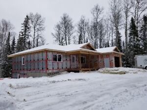 New Home For Sale in Corbeil by Degagne Carpentry