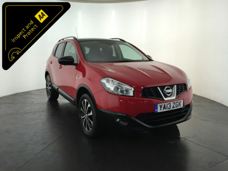 2013 NISSAN QASHQAI 360 5 DOOR HATCHBACK 1 OWNER SERVICE HISTORY FINANCE PX