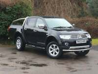 Mitsubishi L200 2.5 DI-D CR Warrior LB Double Cab Pickup 4WD 4dr (EU5... 2013/63