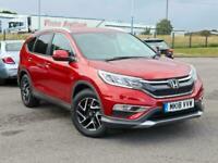 2018 Honda CR-V 2.0 Se Plus Navi i-VTEC 5DR Suv Petrol Suv Petrol Manual