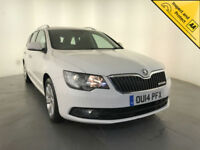 2014 SKODA SUPERB S GREENLINE III TDI ESTATE DIESEL 1 OWNER SERVICE HISTORY