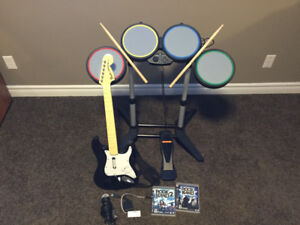 Rock Band Kit for PS3 or PS4