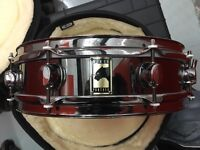 Mapex Black Panther piccolo snare drum