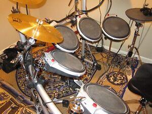 yamaha dtx extreme drum kit Strathcona County Edmonton Area image 3
