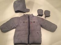 Boys 12 Month Levi Winter Coat