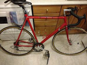 1980's Aluminum Cannondale Road Bike