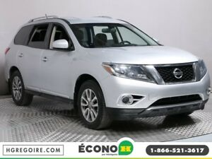 2013 Nissan Pathfinder SL AWD 7PASSAGERS CUIR AGS BLUETOOTH CAME