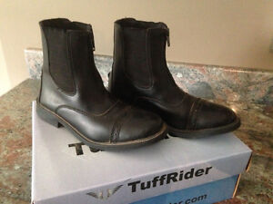 TuffRider Leather Horse Riding Boots