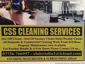 Css cleaning services /carpet cleaning