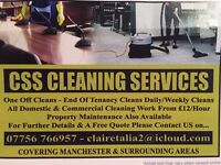 Css cleaning services