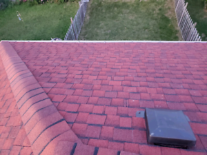 Flat roofing & shingles roofing