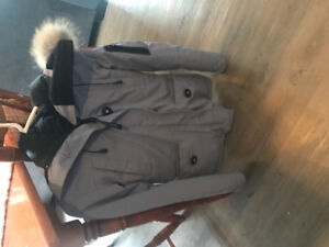 Size xs Canada goose down jacket